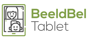 BeeldBel Tablet